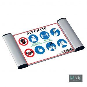 Accesoires - Deurplakkers
